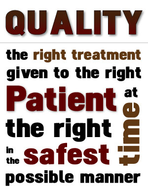 hospital quality poster 22x28
