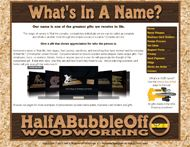 Custom Name Plaques Woodworking