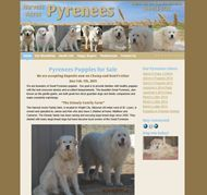 Wright City Pyrenees breeder