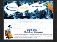 Wentzville janitorial website