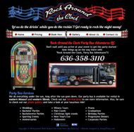 party bus rental website - Troy, MO