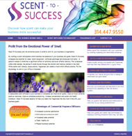 scent diffusion business website