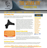 Shark Fin tendonitis treatment tool