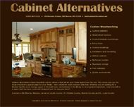 Moscow Mills cabinet maker website