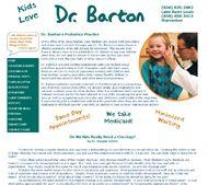 physician website